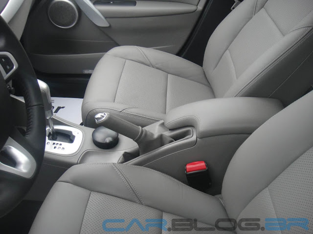 Renault Fluence Privilège 2013 - interior
