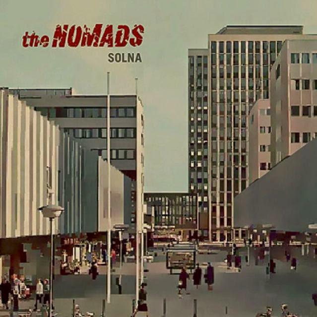 THE NOMADS - Solna - portada
