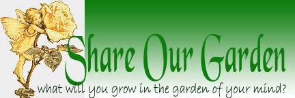 Share Our Garden!