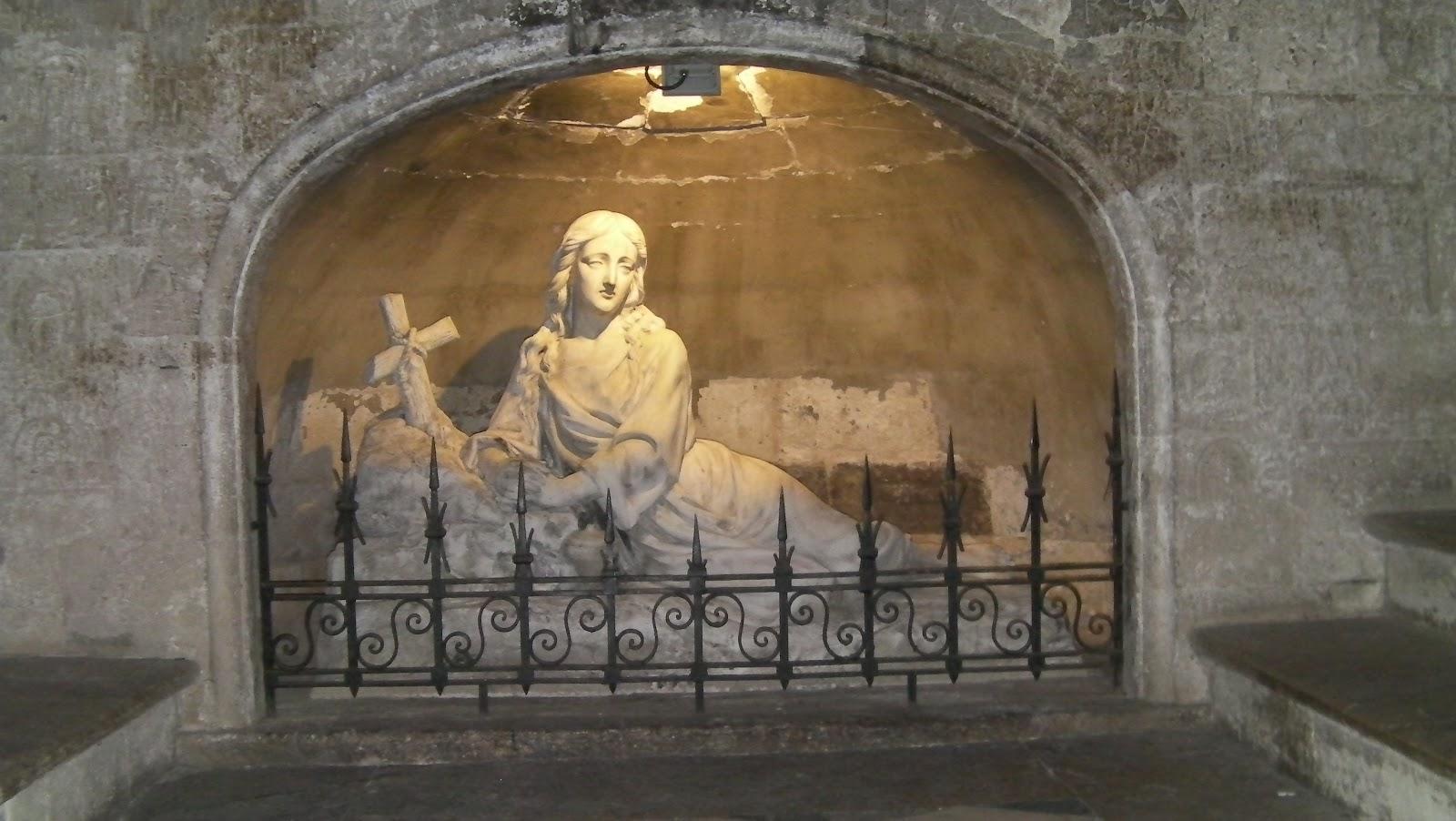 Year in provence mary magdalene and saint maximin la