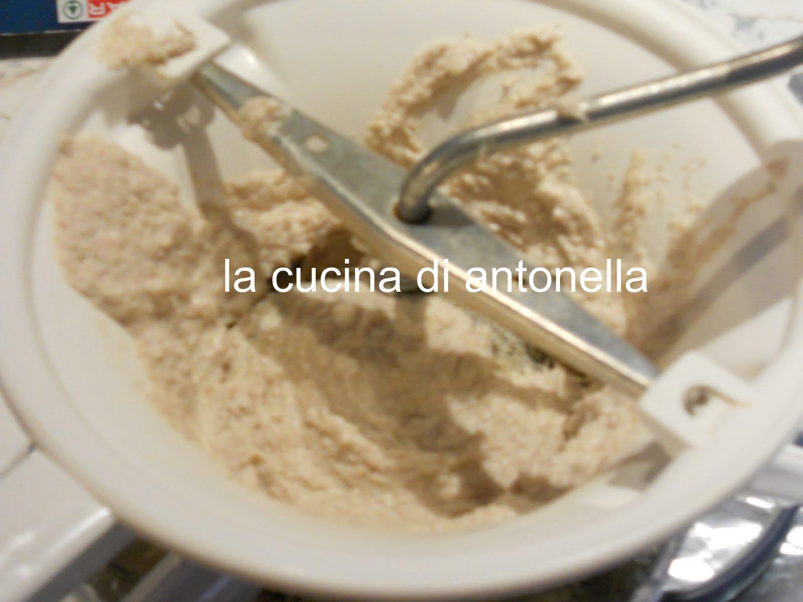La cucina di antonella mousse di carciofi con crostini caldi - La cucina di antonella ...