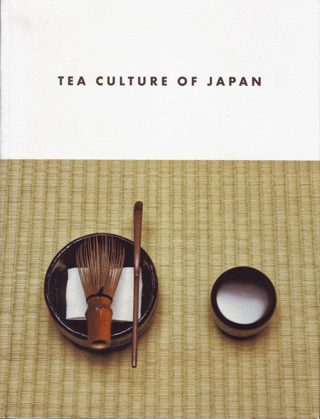 book tea culture of japan at Yale university art gallery