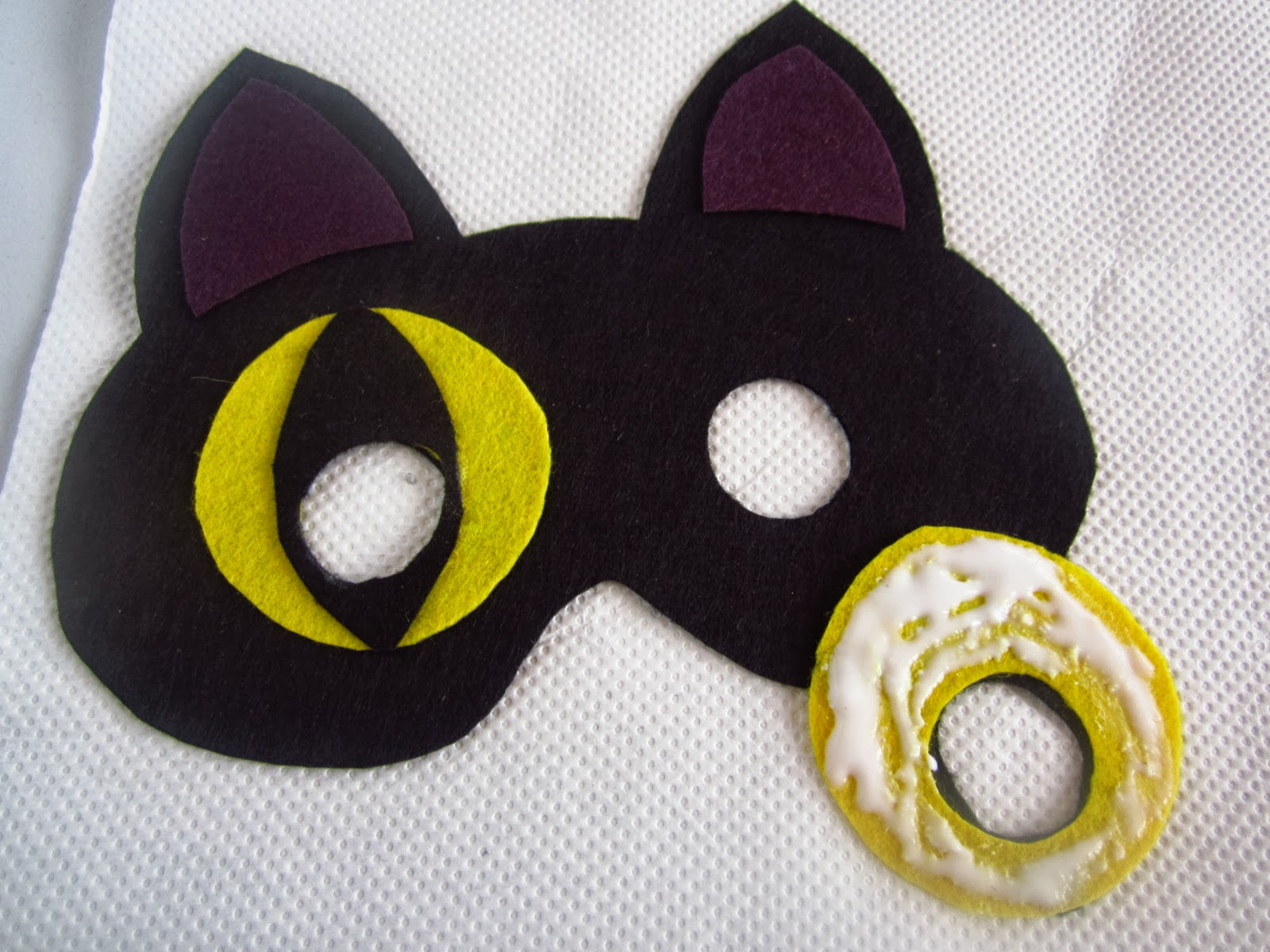 Uncategorized How To Make A Cat Mask stylenovice diy cat mask template an error occurred