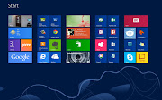 Windows 8 theme for windows XP and windows 7