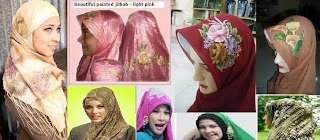 Painted Hijab