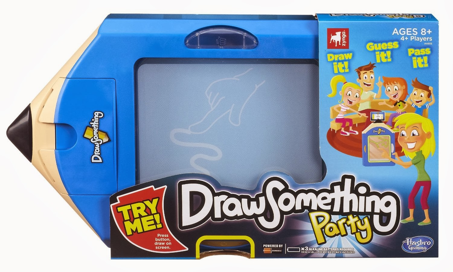 drawing games tablet Christmas Toy Draw Something Party Board Game Review