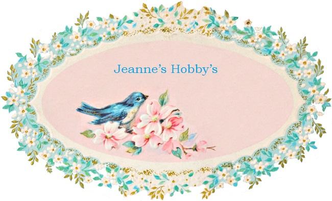 JEANNE'S HOBBY'S