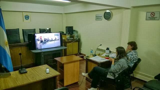 Oficina judicial sarmiento capacitaci n empleados y for Oficina judicial