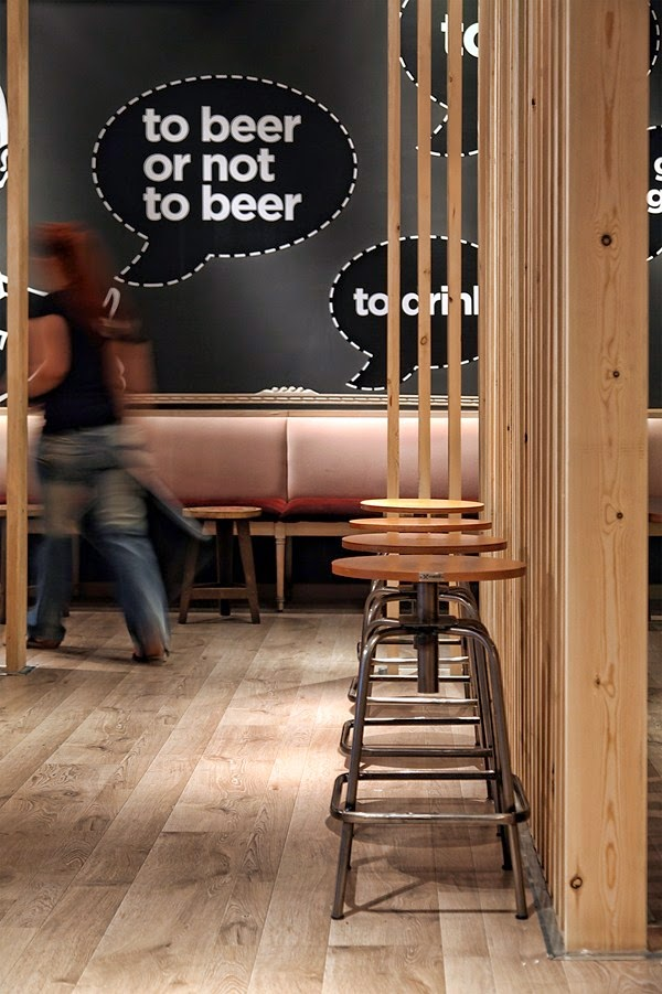 Cervecería Think Beer, Atenas