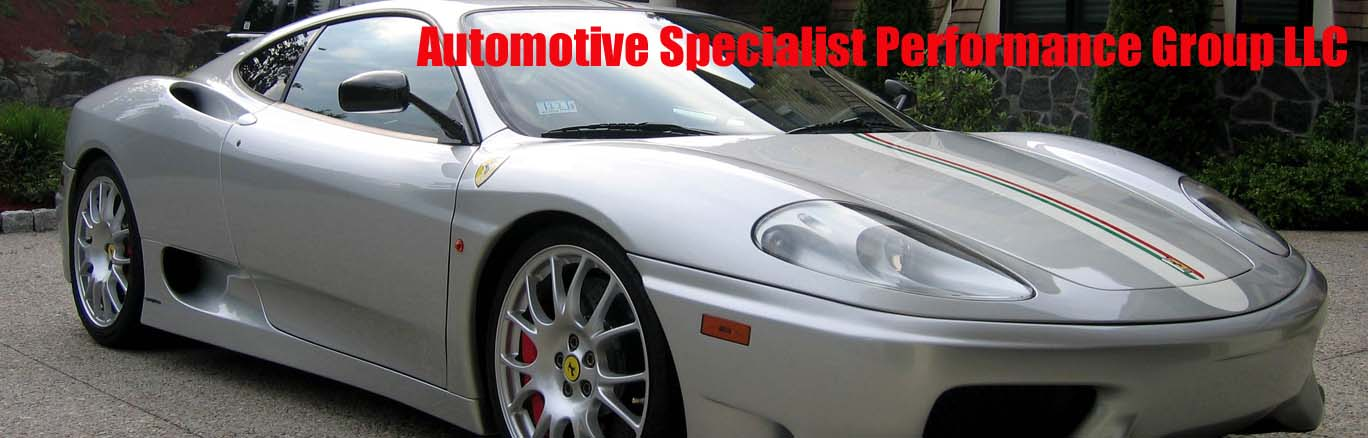 Automotive Specialist Performance Group LLC