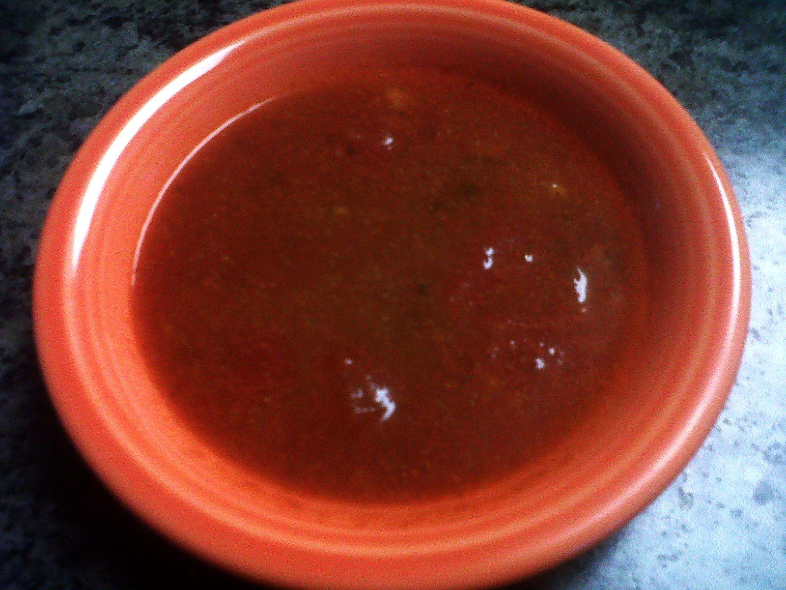 Red Enchilada Sauce Recipe — Dishmaps