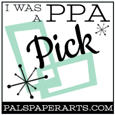 Winners for Pals Paper Arts PPA 307