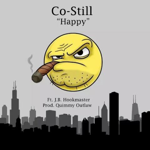 SINGLE REVIEW: Co-Still (@costill8nine) ft J.B. Hookmaster - Happy