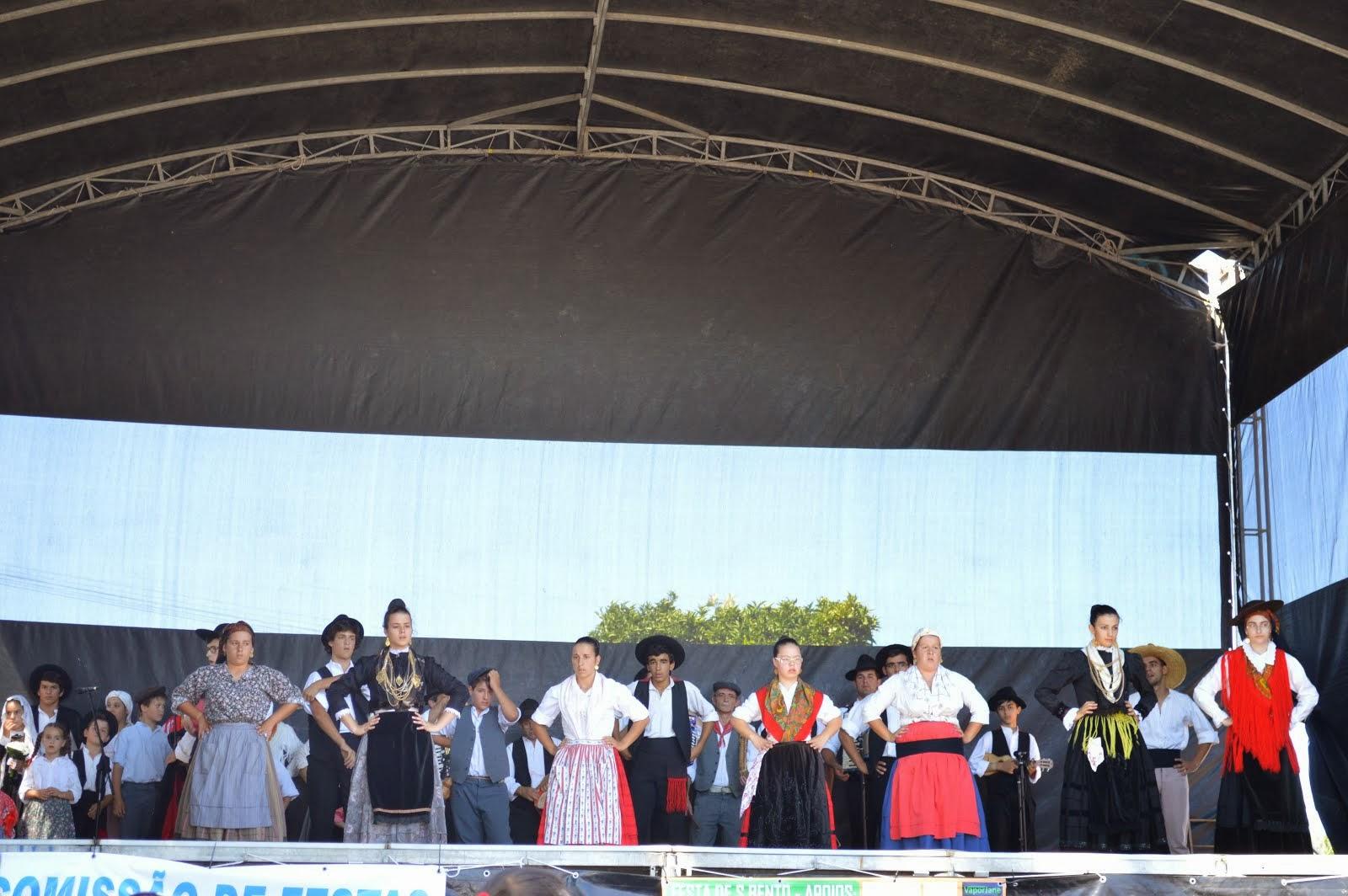 Festas em Honra de S. Bento
