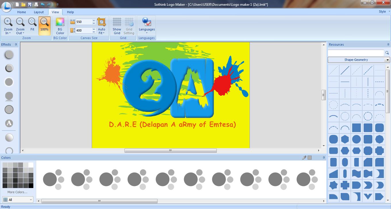 Software for logo design free download