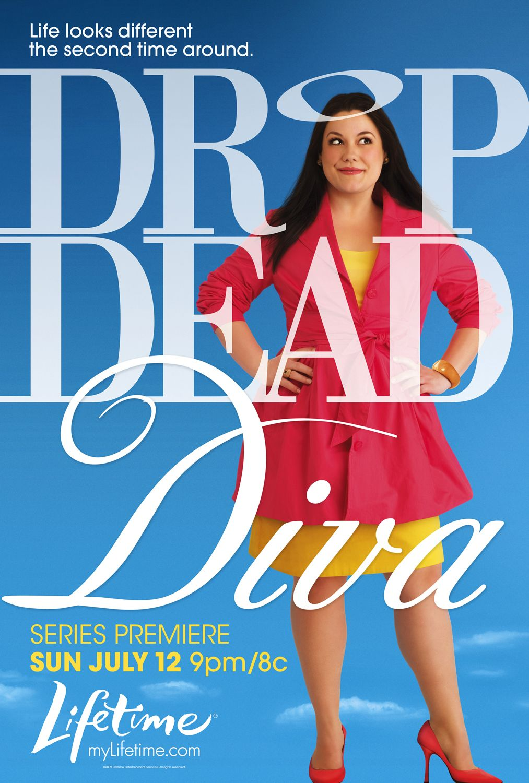 Split screen lifetime cancela drop dead diva for Drop diva