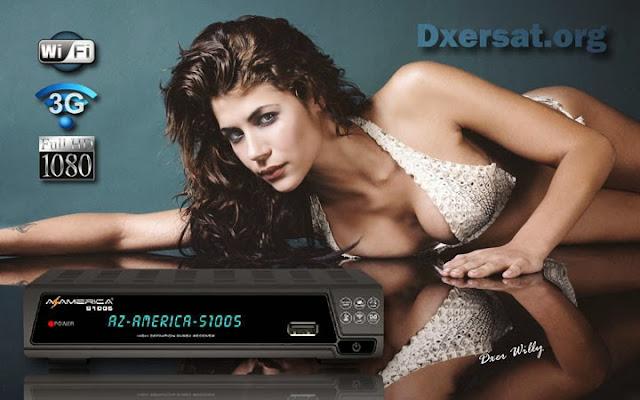 Unboxing Azamerica s1005 HD