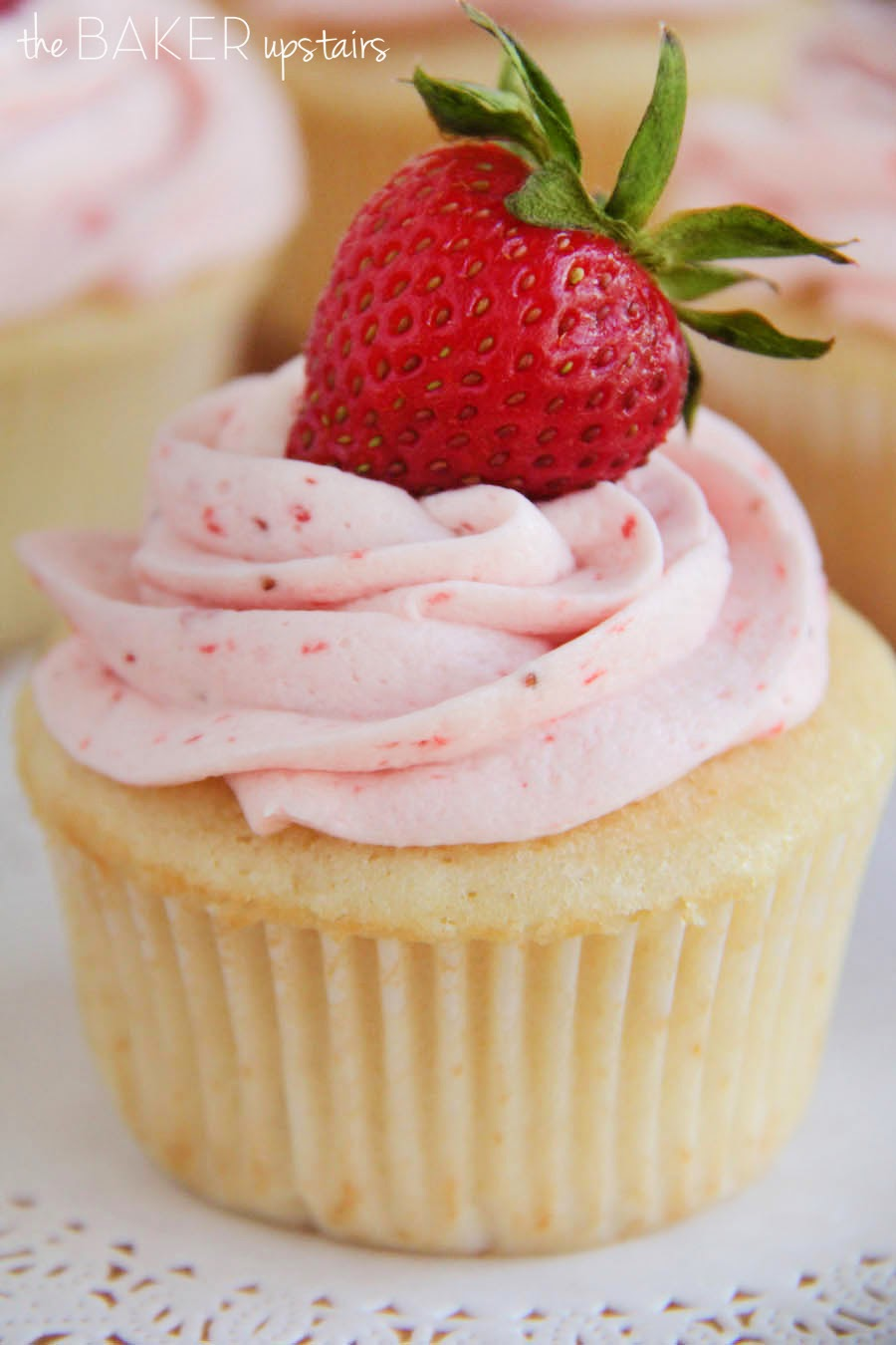 Strawberry Buttercream Recipe — Dishmaps