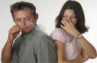 mal aliento tabaco