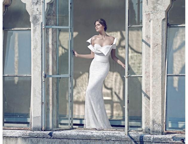 La mejor tendencia en los vestidos de novias | Coleccion Giuseppe Papini