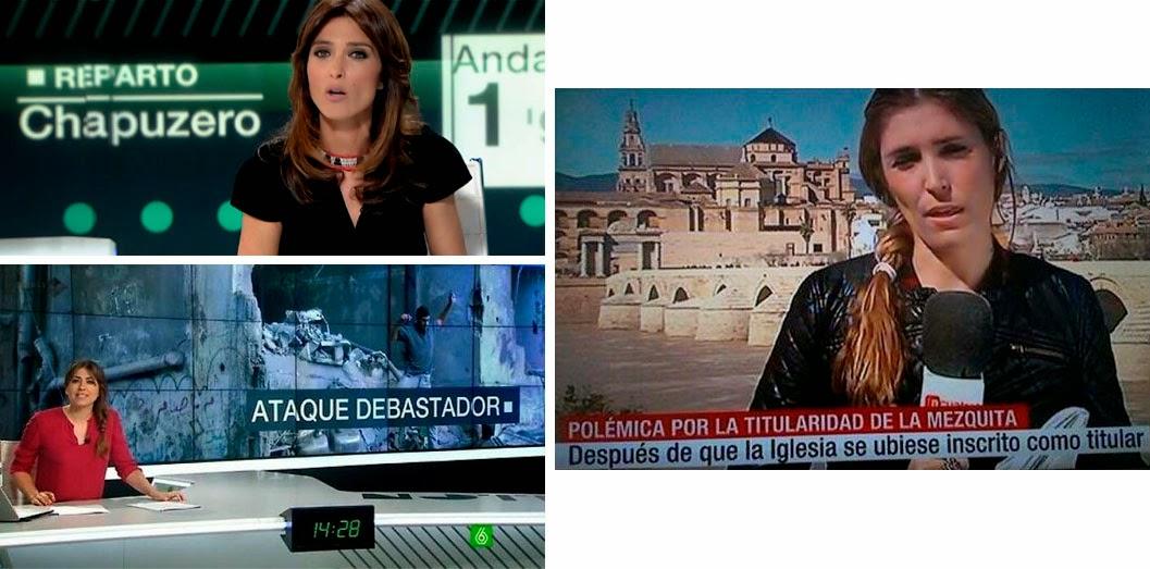 Chapuzero, debastador y ubiese en las noticias, ortografía