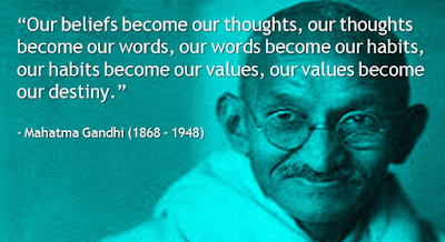 Is This Really Who We Are? 200-Gandhi-on-beliefs