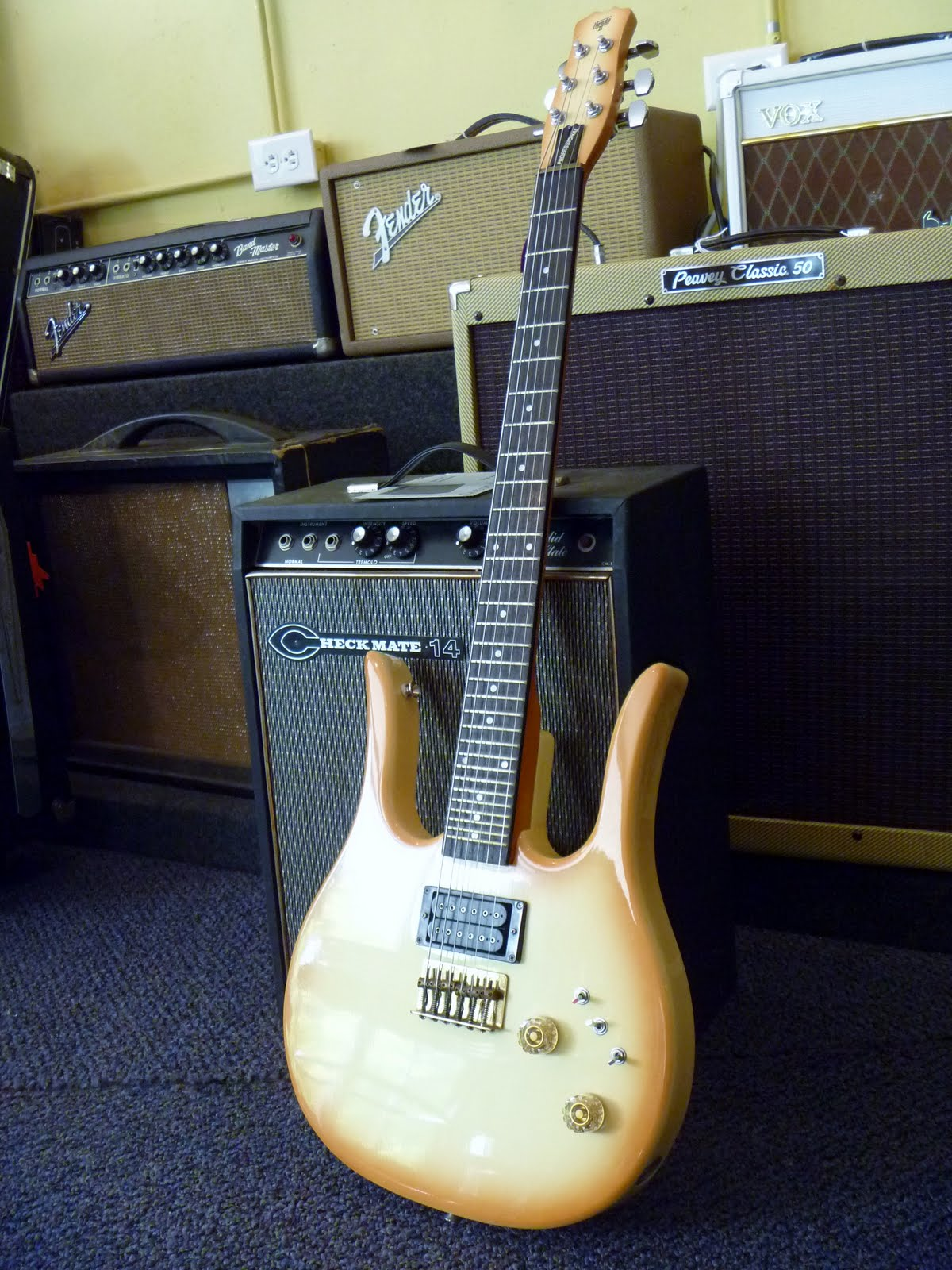 Wood  U0026 Wire Guitar Shop Blog  More New Arrivals