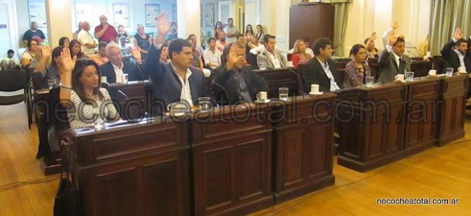 El FR y el FpV sumaron votos para aprobar el Presupuesto