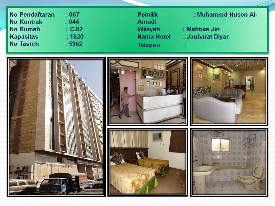 Hotel Pemondokan Jamaah Haji