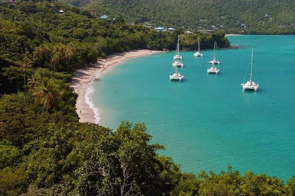 Bons plans séjours Antilles 600 euros.