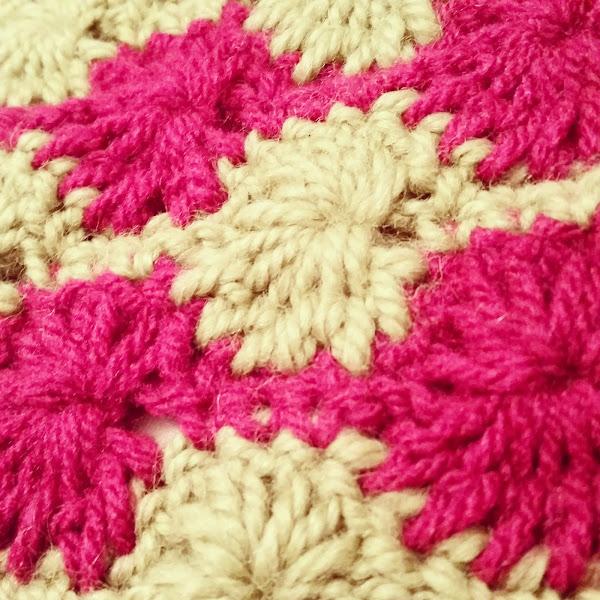 Ruedas (Catherine's Wheel) a Crochet