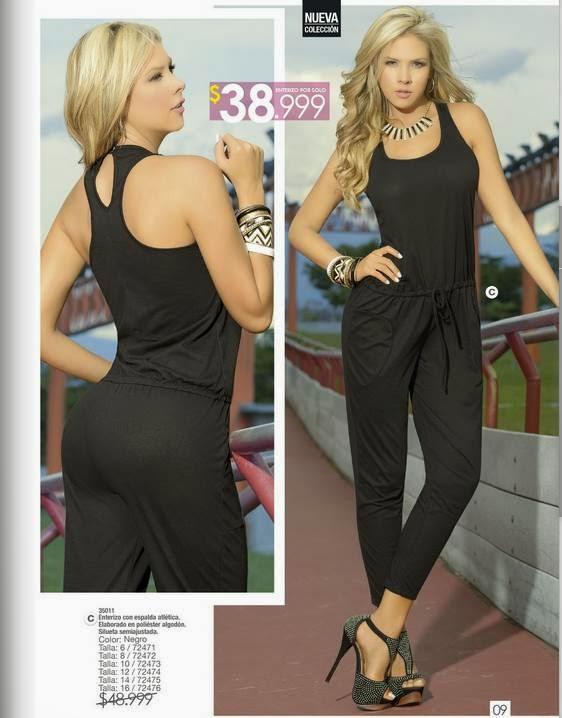 Enterizo de Moda de Carmel C-2 2015