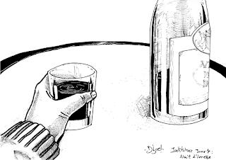 InKtober Jour 5 by Djoe les Mains