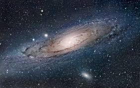 Pulse sobre ambas imágenes: La Vía Láctea