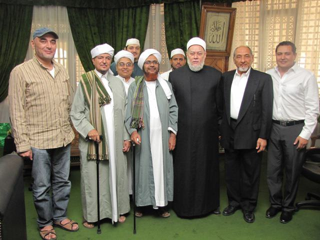 Habib &#39;Umar &amp; Dr &#39;Ali Juma&#39;ah