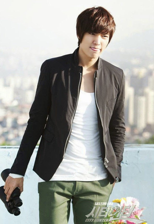 Lee Min Ho City Hunter