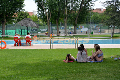 Piscina Municipal Aranjuez