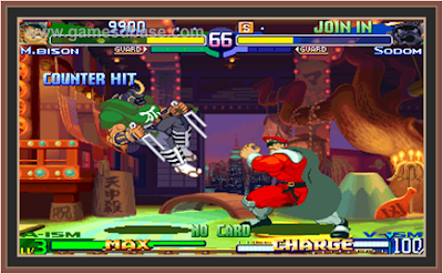 Street Fighter Alpha 3 Screen Shot Art By Farhan Kayani