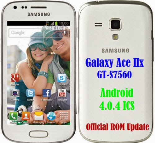 S7560XXBMK2 Android 4.0.4 ICS Stock Firmware for Galaxy Ace IIx GT ...