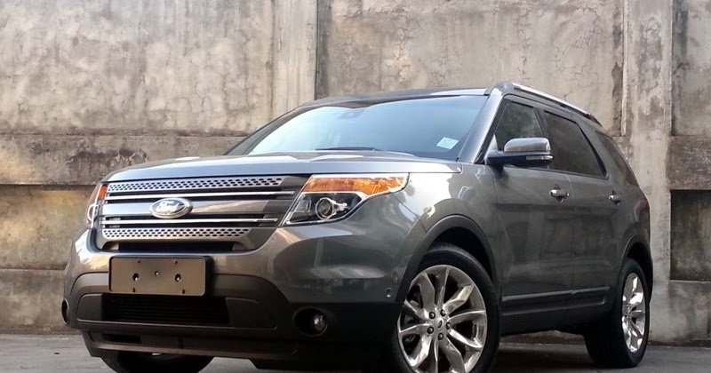 short cuts 2013 ford explorer v6 limited philippine car news car reviews prices carguide ph. Black Bedroom Furniture Sets. Home Design Ideas
