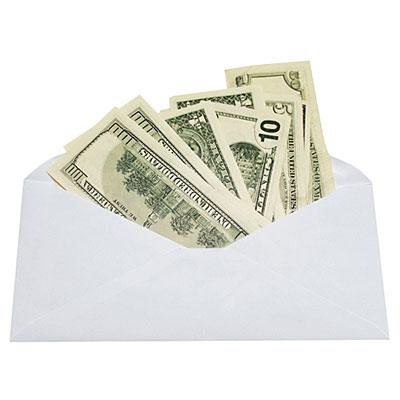 Living on Less Money: Envelope Method