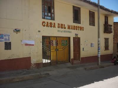 Cajamarca la casa del maestro es propiedad de todos los maestros punto de vista y propuesta - La casa del maestro ...
