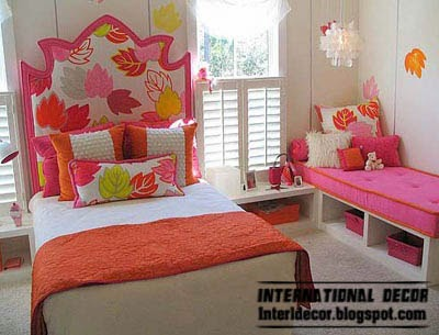 lovely girls bed, Design space for the little angel with latest trends