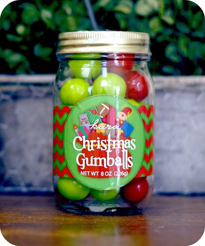 gumball christmas gift