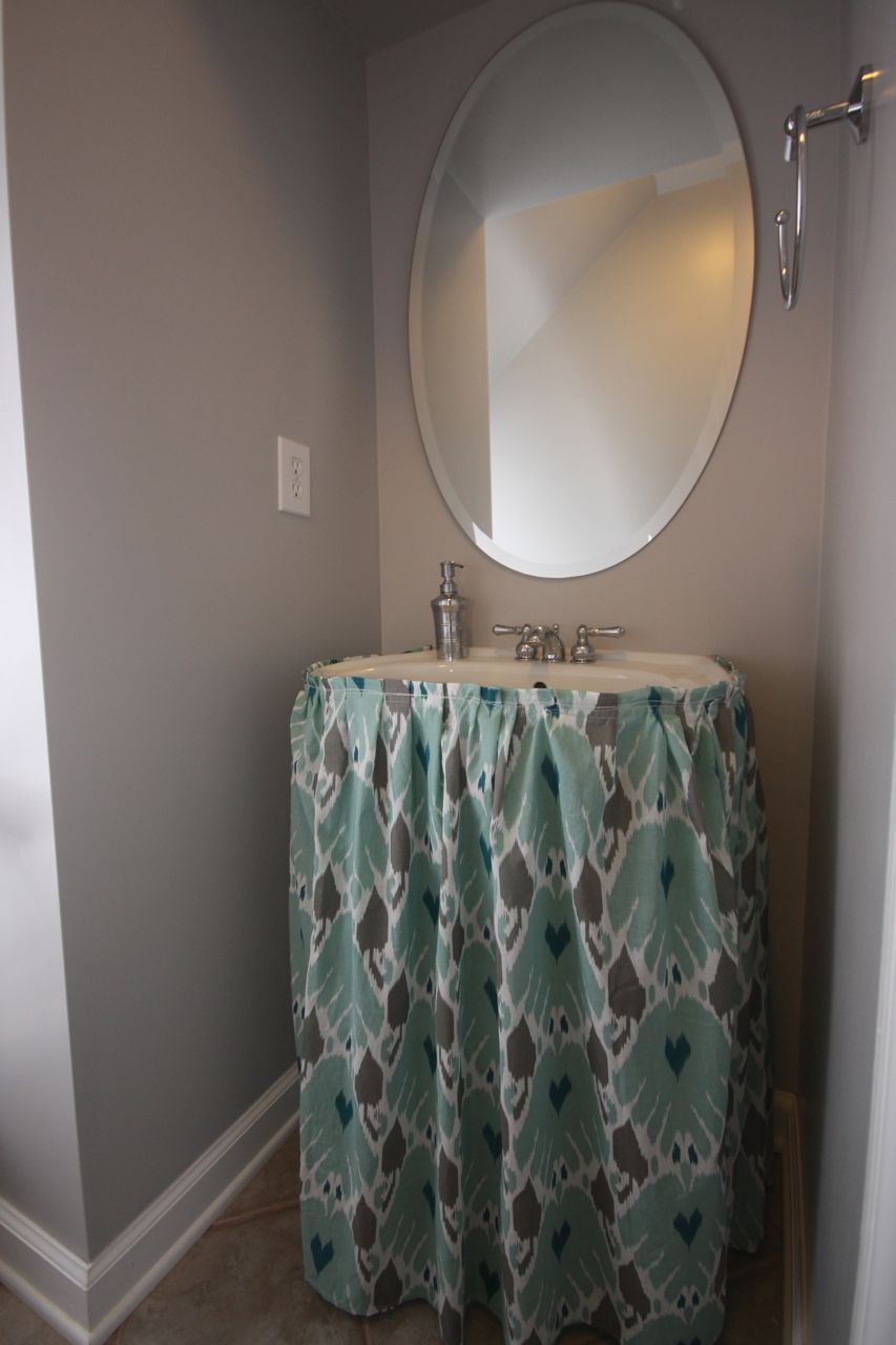 Top DIY Bathroom Sink Skirt 853 x 1280 · 88 kB · jpeg