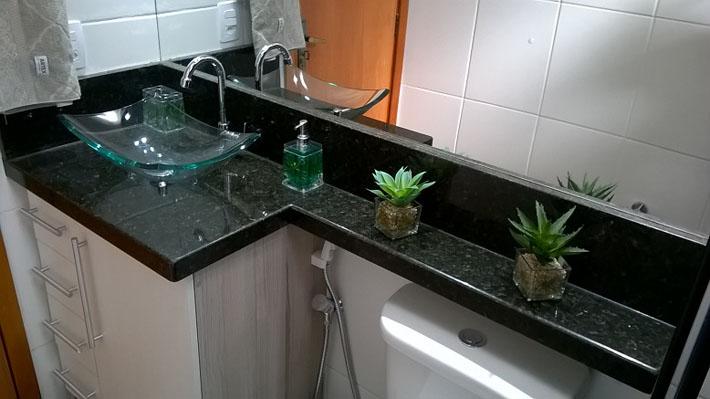 Meus Cachinhos Dourados Saga Meu Apê  Banheiro Minúsculo! Atualizado! -> Cuba Para Pia De Banheiro De Vidro
