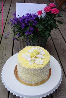 Mors dags tårta