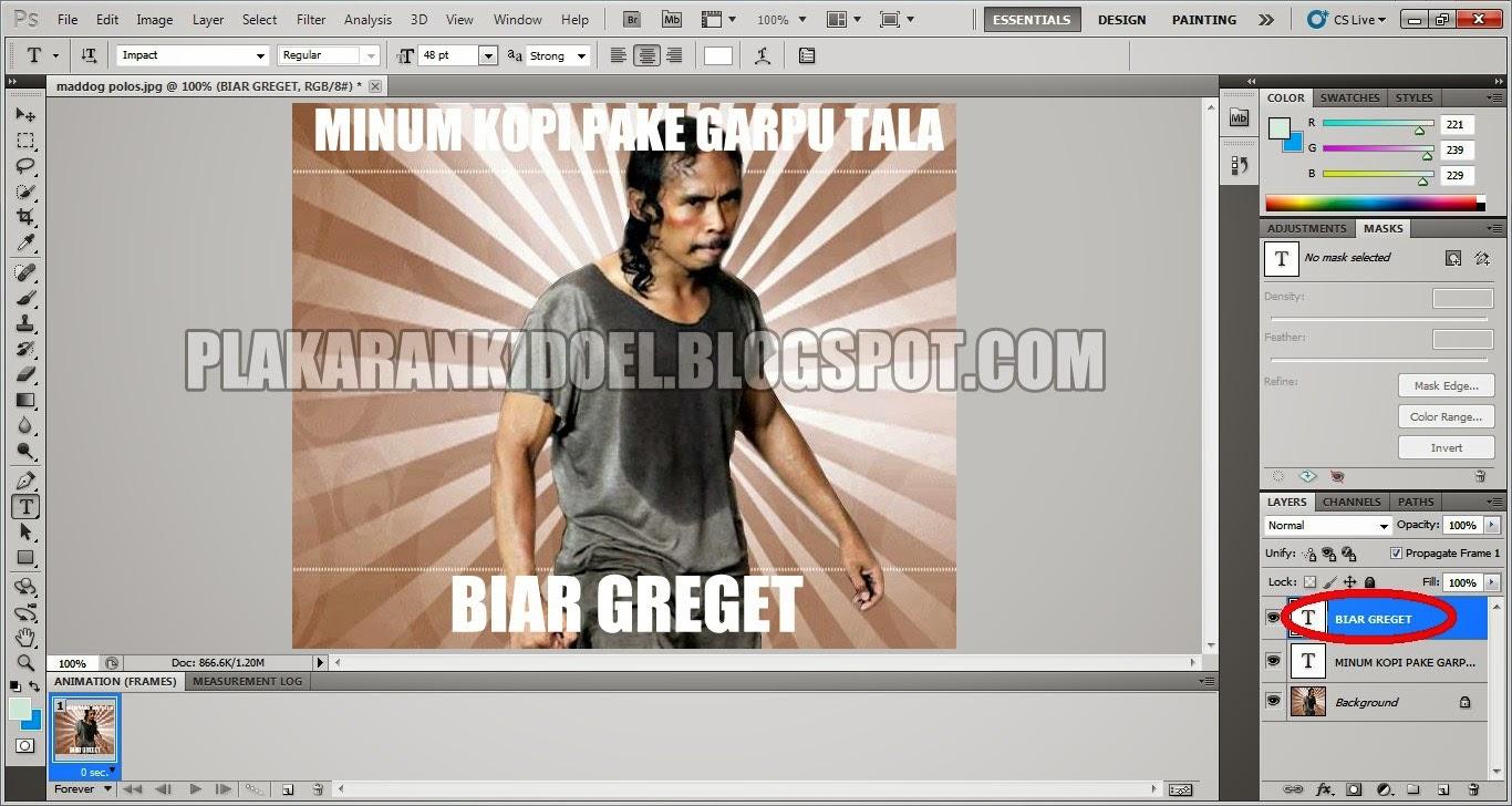1+ +Copy cara membuat huruf seperti di meme comic plakaran kidoel,Cara Membuat Meme Comic Indonesia