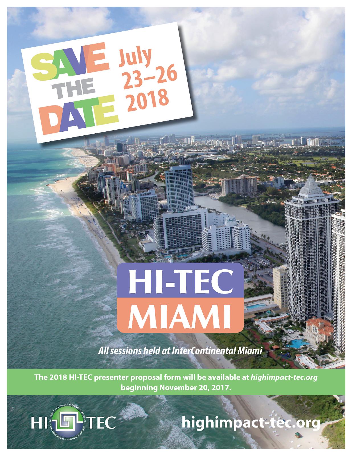 HITEC Miami 2018