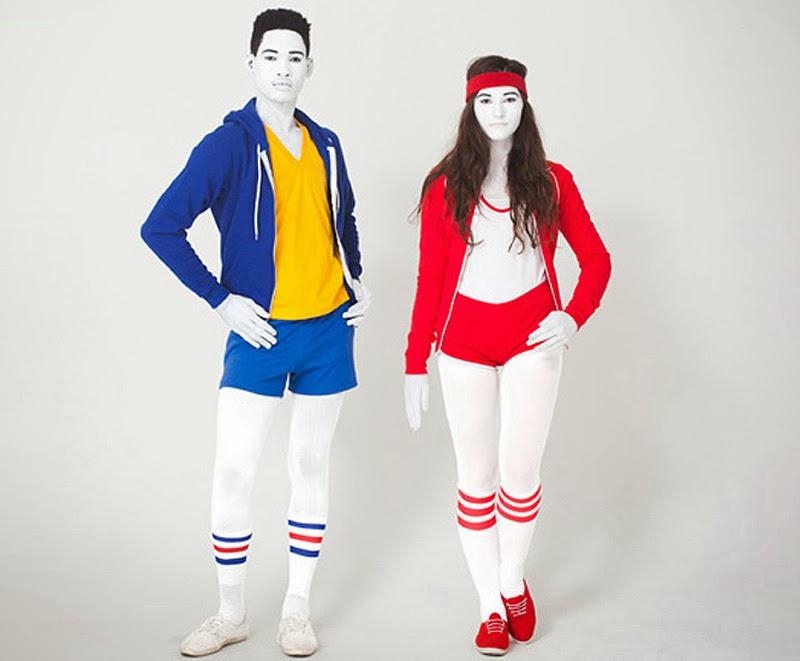 Disfraces Para Halloween Mujer Hechos Casa Cmo Disfrazarse De - Disfraces-hechos-en-casa